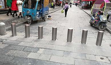 毕节市城内步行街